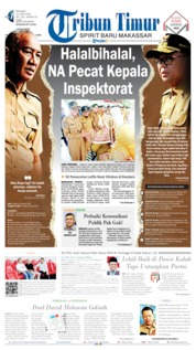 Tribun Timur Cover 11 June 2019