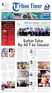 Cover Tribun Timur 17 Juni 2019