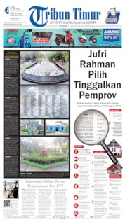 Tribun Timur Cover 21 June 2019