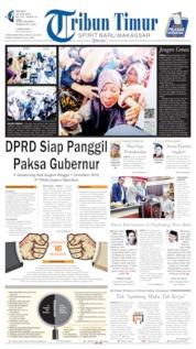 Tribun Timur Cover 25 June 2019