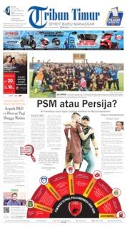 Tribun Timur Cover 08 July 2019