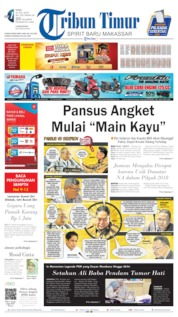 Tribun Timur Cover 10 July 2019