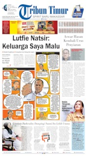 Tribun Timur Cover 11 July 2019