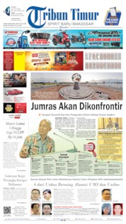 Tribun Timur Cover 12 July 2019