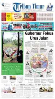 Tribun Timur Cover 15 July 2019