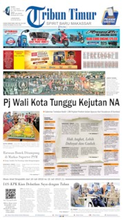 Tribun Timur Cover 17 July 2019