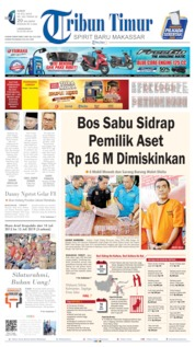 Tribun Timur Cover 19 July 2019