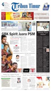 Cover Tribun Timur 21 Juli 2019