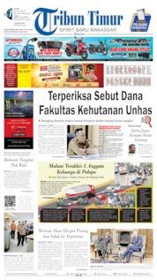 Cover Tribun Timur 24 Juli 2019