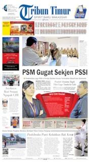 Tribun Timur Cover 30 July 2019