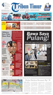 Tribun Timur Cover 31 July 2019