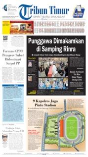 Tribun Timur Cover 01 August 2019