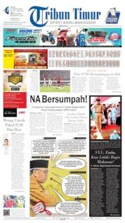 Tribun Timur Cover 02 August 2019