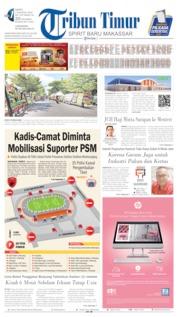 Tribun Timur Cover 03 August 2019