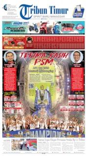 Tribun Timur Cover 07 August 2019