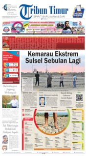 Tribun Timur Cover 26 August 2019