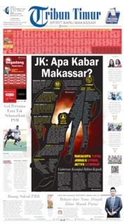 Tribun Timur Cover 28 September 2019