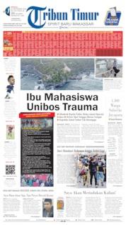 Tribun Timur Cover 29 September 2019