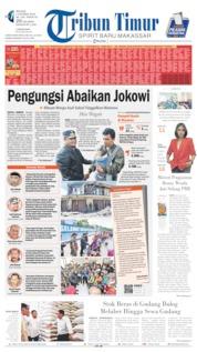 Tribun Timur Cover 01 October 2019