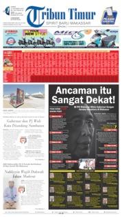 Tribun Timur Cover 11 October 2019