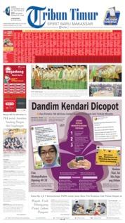 Tribun Timur Cover 12 October 2019