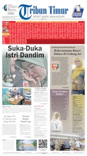Tribun Timur Cover 13 October 2019