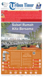 Tribun Timur Cover 19 October 2019