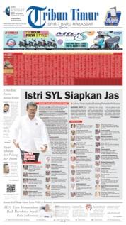 Cover Tribun Timur 23 Oktober 2019