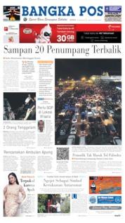 Cover Bangka Pos 10 Juni 2019