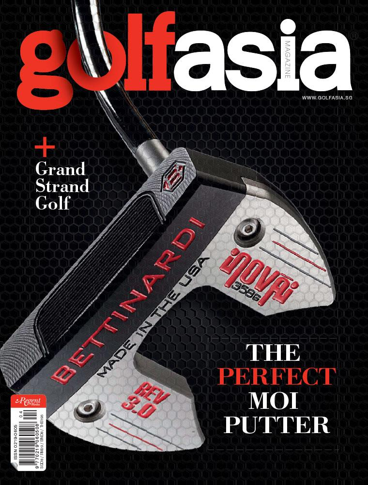 Majalah Digital golf asia April 2016
