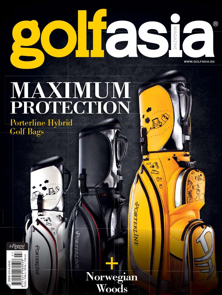 Majalah Digital golf asia Juli 2016