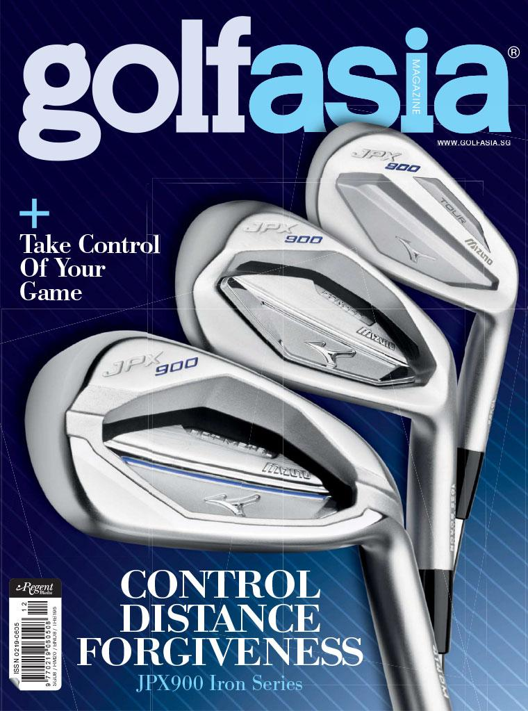 Golf asia Digital Magazine December 2016