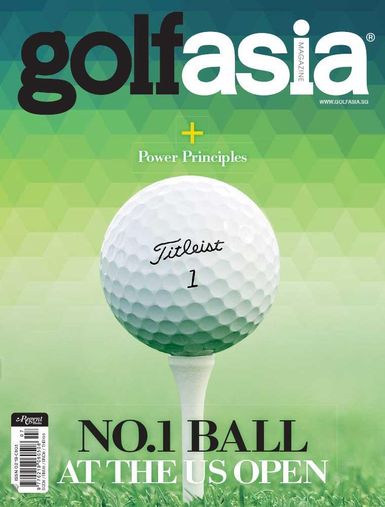 Golf asia Digital Magazine July 2017