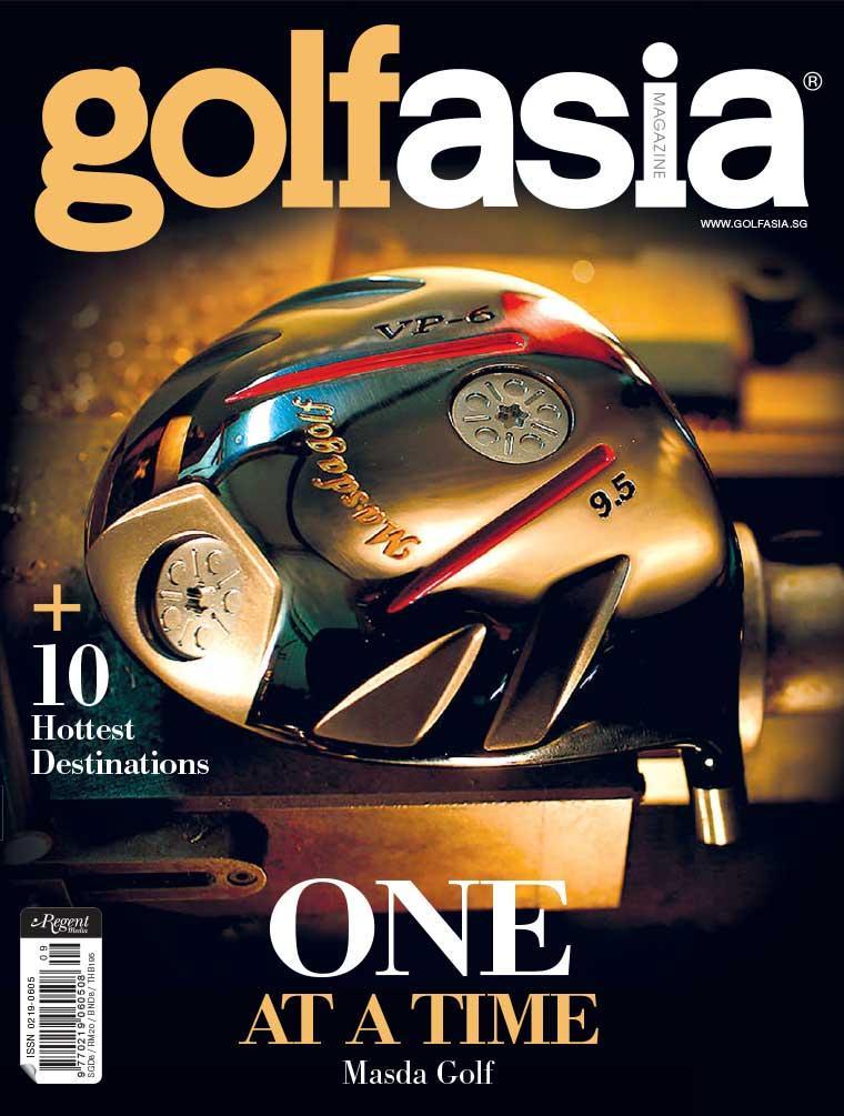 Golf asia Digital Magazine September 2017