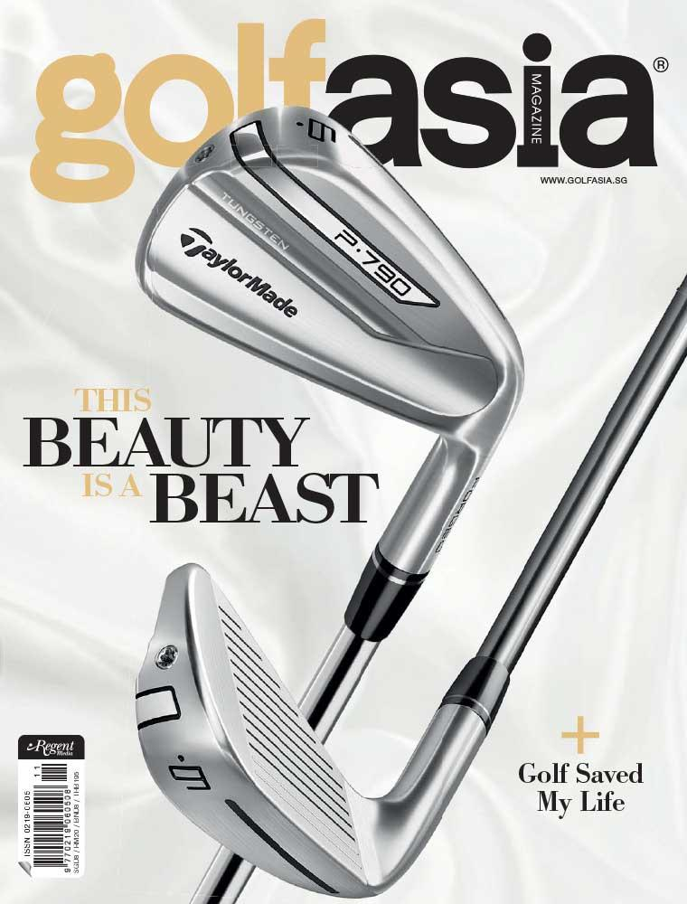 Golf asia Digital Magazine November 2017