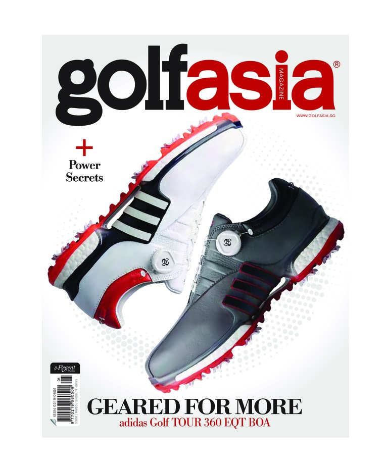Golf asia Digital Magazine January 2018