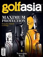 Golf asia Magazine Cover July 2016