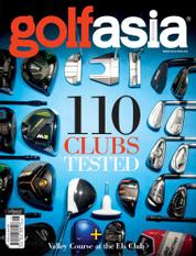 Cover Majalah golf asia Juni 2017