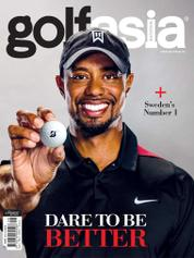 Golf asia Magazine Cover August 2017
