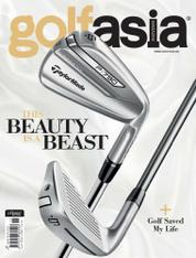 Cover Majalah golf asia November 2017