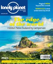 Lonely planet Asia Magazine Cover