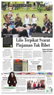 Cover Banjarmasin Post