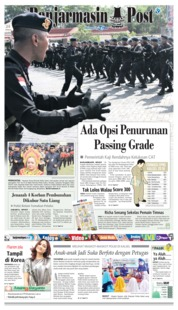Cover Banjarmasin Post 15 November 2018