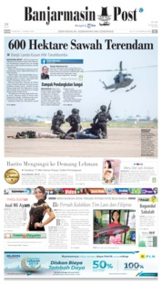Banjarmasin Post Cover