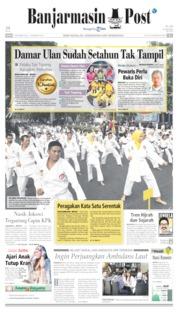 Banjarmasin Post Cover