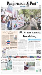 Cover Banjarmasin Post