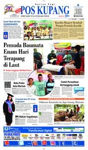 Cover Pos Kupang 10 Desember 2018