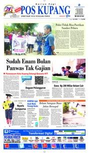 Cover Pos Kupang 12 Desember 2018