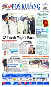 Cover Pos Kupang 15 Desember 2018