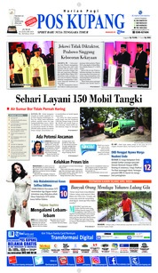 Cover Pos Kupang 18 Januari 2019